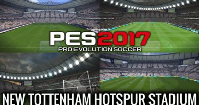 PES 2017 | NEW TOTTENHAM HOTSPUR STADIUM | DOWNLOAD & INSTALL