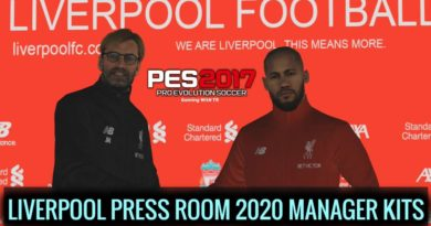 PES 2017 | LIVERPOOL PRESS ROOM 2020 | MANAGER KITS | DOWNLOAD & INSTALL
