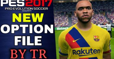 PES 2017 | NEW OPTION FILE 2020 BY TR | PES PROFESSIONAL PATCH | DOWNLOAD & INSTALL
