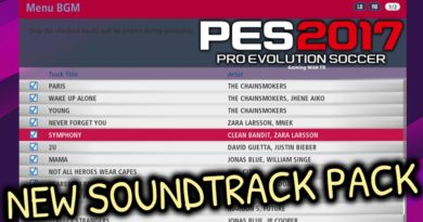 PES 2017 | NEW SOUNDTRACK PACK | DOWNLOAD & INSTALL