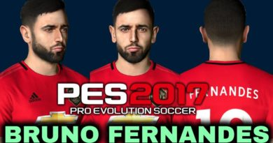 PES 2017 | BRUNO FERNANDES | NEW FACE & NEW HAIR 2020 | DOWNLOAD & INSTALL