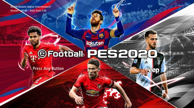 PES 2017 | NEW GRAPHIC MENU PACK 2020 BY TR | ALL IN ONE | DOWNLOAD & INSTALL