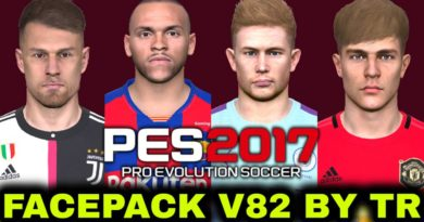 PES 2017 | FACEPACK V82 BY TR | DOWNLOAD & INSTALL