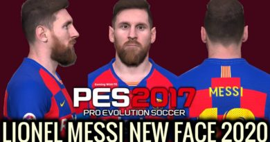 PES 2017 | LIONEL MESSI | NEW FACE & NEW HAIR | DOWNLOAD & INSTALL