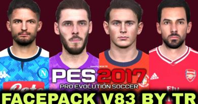 PES 2017 | FACEPACK V83 BY TR | DOWNLOAD & INSTALL
