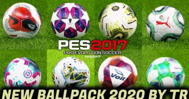 PES 2017 | NEW BALLPACK 2020 BY TR | ALL IN ONE | DOWNLOAD & INSTALL