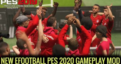 PES 2019 | NEW EFOOTBALL PES 2020 GAMEPLAY MOD | DOWNLOAD & INSTALL