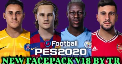 PES 2020 | NEW FACEPACK V18 BY TR | DOWNLOAD & INSTALL