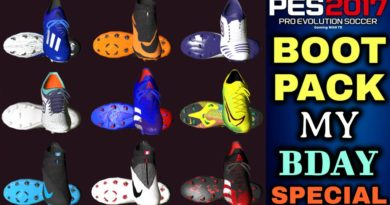 PES 2017 | NEW BOOTPACK 2020 | MY BIRTHDAY SPECIAL PACK | DOWNLOAD & INSTALL