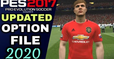 PES 2017 | UPDATED OPTION FILE 2020 BY TR | PES PROFESSIONAL PATCH | DOWNLOAD & INSTALL