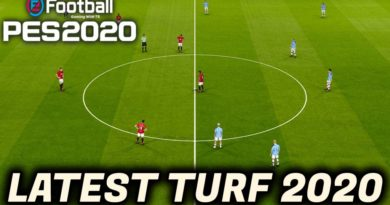 PES 2020 | LATEST TURF 2020 | CPK VERSION | DOWNLOAD & INSTALL