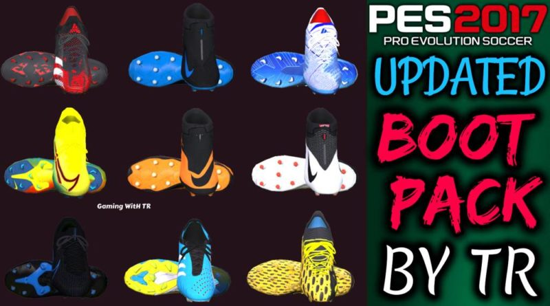 PES 2017 | UPDATED BOOTPACK 2020 BY TR | ALL IN ONE | DOWNLOAD & INSTALL