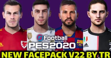 PES 2020 | NEW FACEPACK V22 BY TR | DOWNLOAD & INSTALL