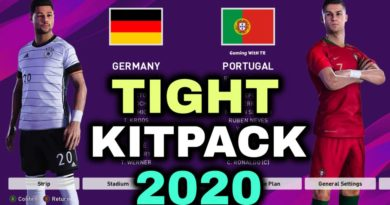 PES 2020 | TIGHT KITPACK 2020 | DOWNLOAD & INSTALL
