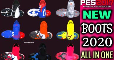 PES 2017 | NEW BOOTS 2020 | ALL IN ONE | DOWNLOAD & INSTALL