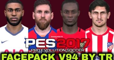 PES 2017 | FACEPACK V94 BY TR | DOWNLOAD & INSTALL