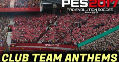 PES 2017 | CLUB TEAM ANTHEMS | ENTRANCE MUSIC | DOWNLOAD & INSTALL
