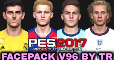 PES 2017 | FACEPACK V96 BY TR | DOWNLOAD & INSTALL