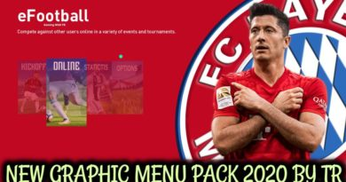 PES 2020   NEW GRAPHIC MENU PACK 2020 BY TR   DOWNLOAD & INSTALL