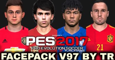 PES 2017 | FACEPACK V97 BY TR | DOWNLOAD & INSTALL