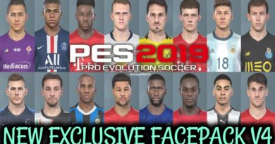 PES 2019 | NEW EXCLUSIVE FACEPACK V4 | DOWNLOAD & INSTALL