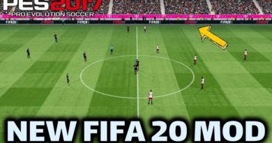 PES 2017 | NEW FIFA 20 MOD | NEW PITCH | NEW ADBOARDS | MANY MORE | DOWNLOAD & INSTALL