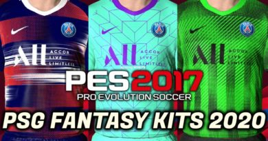 PES 2017 | PSG FANTASY KITS 2020 | DOWNLOAD & INSTALL