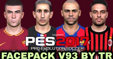 PES 2017 | FACEPACK V93 BY TR | DOWNLOAD & INSTALL