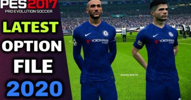 PES 2017 | LATEST OPTION FILE 2020 | PES PROFESSIONAL PATCH | DOWNLOAD & INSTALL