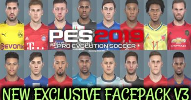 PES 2019 | NEW EXCLUSIVE FACEPACK V3 | DOWNLOAD & INSTALL