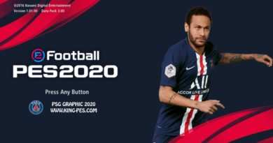 PES 2017 | PARIS SAINT GERMAIN PES 2020 GRAPHIC MENU | DOWNLOAD & INSTALL