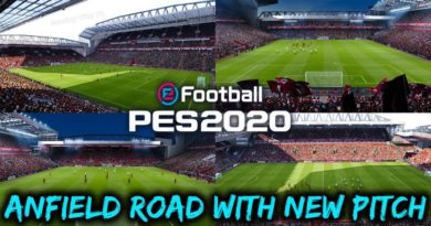 PES 2020 | NEW ANFIELD ROAD WITH NEW PITCH | DOWNLOAD & INSTALL