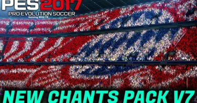 PES 2017 | NEW CHANTS PACK V7 | ALL IN ONE | DOWNLOAD & INSTALL