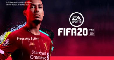 PES 2019 | NEW FIFA MOD 2020 BY TR | DOWNLOAD & INSTALL