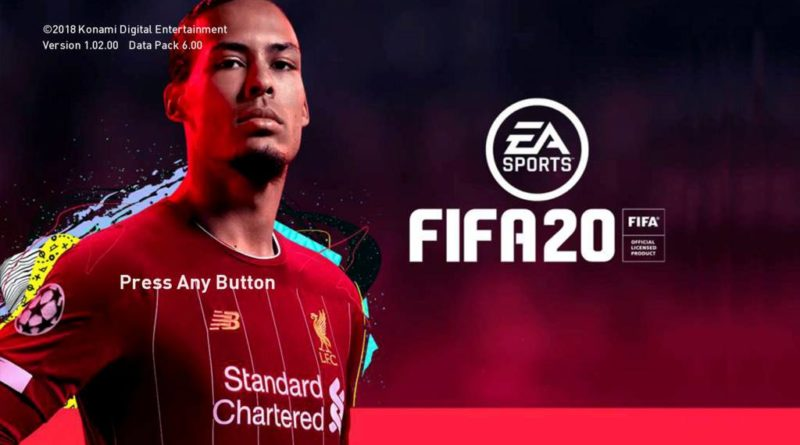 PES 2019   NEW FIFA MOD 2020 BY TR   DOWNLOAD & INSTALL