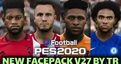 PES 2020 | NEW FACEPACK V27 BY TR | DOWNLOAD & INSTALL