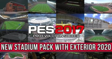 PES 2017 | NEW STADIUM PACK WITH EXTERIOR 2020 | DOWNLOAD & INSTALL
