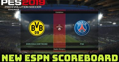PES 2019 | NEW ESPN SCOREBOARD | CPK VERSION | DOWNLOAD & INSTALL