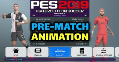 PES 2019 | PRE-MATCH ANIMATION MOD | DOWNLOAD & INSTALL