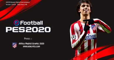 PES 2017 | ATLETICO MADRID PES 2020 GRAPHIC MENU | DOWNLOAD & INSTALL