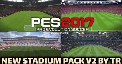 PES 2017 | NEW STADIUM PACK V2 BY TR | STADIUM SERVER 2020 | DOWNLOAD & INSTALL