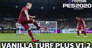 PES 2020   VANILLA TURF PLUS V1.2   ALL IN ONE   DOWNLOAD & INSTALL