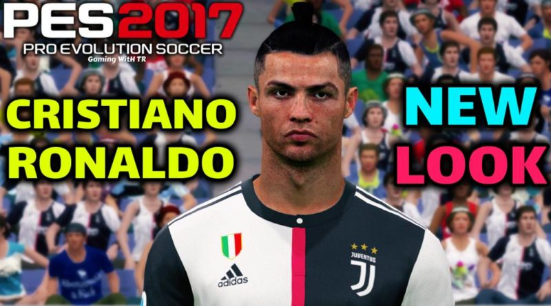 PES 2017 | CRISTIANO RONALDO | NEW FACE & NEW HAIR | DOWNLOAD & INSTALL