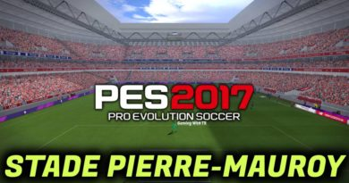 PES 2017 | STADE PIERRE-MAUROY | LOSC LILLE HOME GROUND | DOWNLOAD & INSTALL