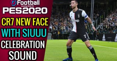 PES 2020 | CR7 NEW FACE WITH SIUUU CELEBRATION SOUND | DOWNLOAD & INSTALL