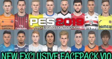PES 2019 | NEW EXCLUSIVE FACEPACK V10 | DOWNLOAD & INSTALL