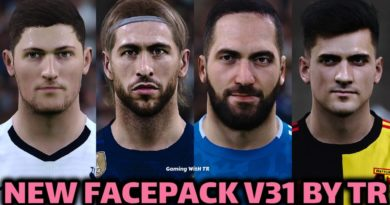 PES 2020 | NEW FACEPACK V31 BY TR | DOWNLOAD & INSTALL
