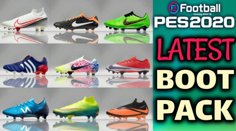 PES 2020 | LATEST BOOTPACK BY TISERA09 | DOWNLOAD & INSTALL
