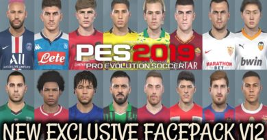 PES 2019 | NEW EXCLUSIVE FACEPACK V12 | DOWNLOAD & INSTALL