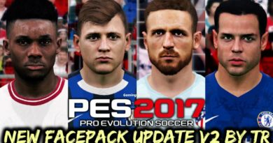PES 2017   NEW FACEPACK UPDATE V2 BY TR   DOWNLOAD & INSTALL